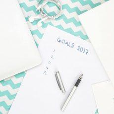 Gute Vorsätze fürs neue Jahr? Wir auch!