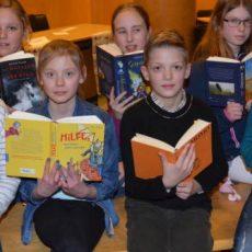Von wegen Jungs können nicht so gut lesen – Schüler des GSP gewinnt den 58. Vorlesewettbewerb des Deutschen Buchhandels