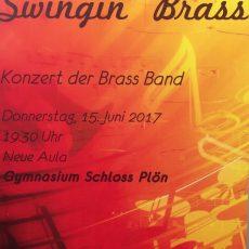 Konzert der Brass Band des GSP